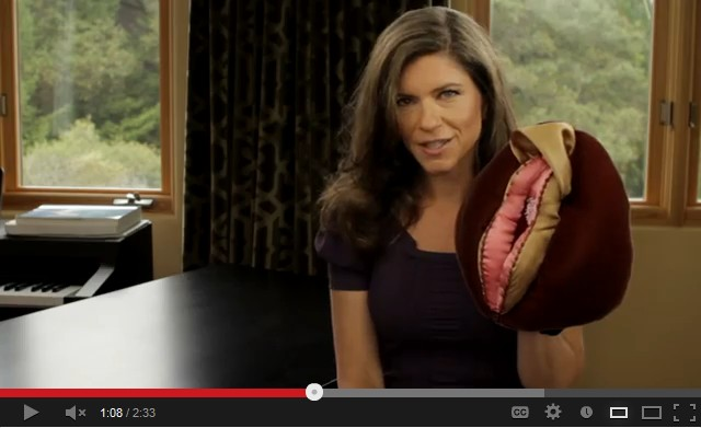 Video of the vulva