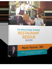 Dr. Hyman's Restaurant Guide